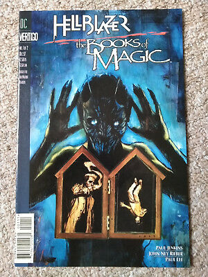 HELLBLAZER / THE BOOKS OF MAGIC # 1 (1997) DC COMICS NM Condition