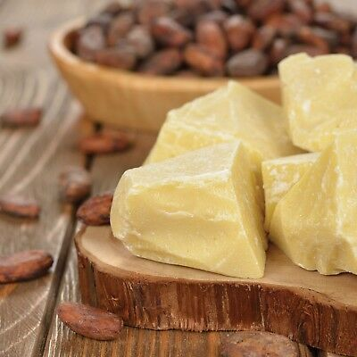 Cocoa Butter Cacao Raw Unrefined Natural  from West Africa Body Hair Food