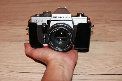 Praktica LTL3 35mm SLR & Pentaflex Auto-Color f1.8 50mm (Fully Functional)