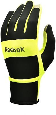 Reebok Running Thermal Gloves Great for Winter SIZE SMALL FREE UK POSTAGE