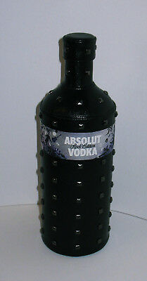 Absolut Vodka Rock Edition Leather Like and Stud Cover 1L size