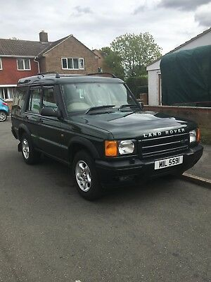 Landrover Discovery 2 td5 ES auto 7 seats offers welcome.