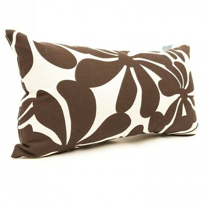 Majestic Home Goods Chocolate Plantation Pillow, Small. Shipping is Free