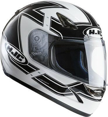 CASCO INTEGRALE CS 14 CS14 HJC CHECKER