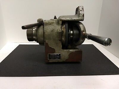 Phase II (5-C) Collet Indexing Fixture (Used). Item #165