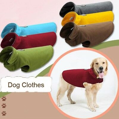 Small Large Pet Coat Dog Jacket Winter Clothes Puppy Sweater Clothing Apparel
