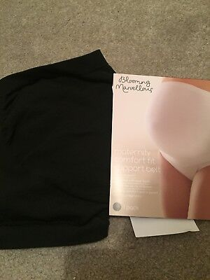Blooming Marvellous Mothercare Maternity Comfort Fit Support Belt Size Large