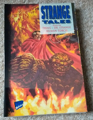 Strange Tales #1  (1994) Marvel Comics NM condition