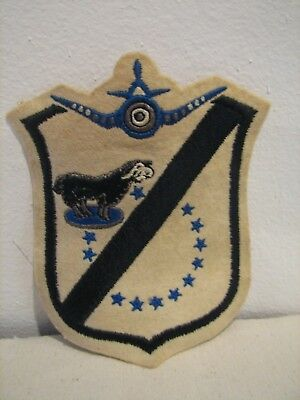 Vintage NAVY AIR FORCE Wool Patch