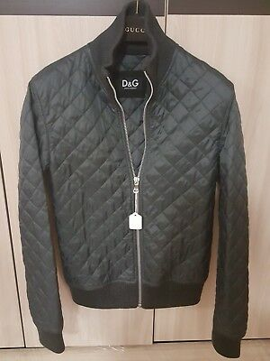 Dolce&Gabbana D&G new authentic luxury jacket RRP£850