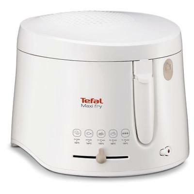 Tefal Fritteuse Maxifry Friteuse Fritöse Frittöse 1900 W Timer Dauerfilter 2,1 L