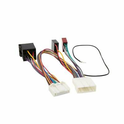 Parrot Bluetooth Handsfree Car Kit SOT Lead T-Harness for Nissan Note
