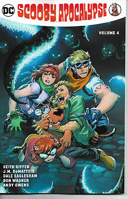 DC Scooby Apocalypse  Vol. 4  - softcover -NEW