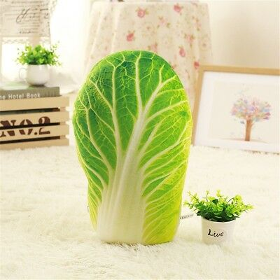 (Cabbage) - Mynse 50cm 30cm 3D Creative Simulation Fruit and Vegetable
