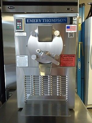 Emery Thompson Cb-350 Ice Cream & Gelato Batch Freezer