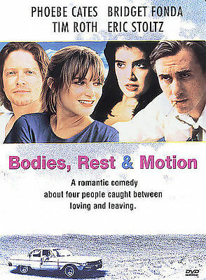 Bodies Rest & Motion (DVD) RESEALED LIKE NEW IN EXCELLENT CONDITION WITH CASE