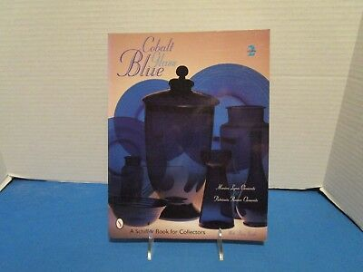 Cobalt Blue Glass w/ Price Guide NEW