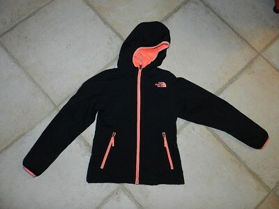 The North Face Fleece Lined Jacket Girls Small 7/8