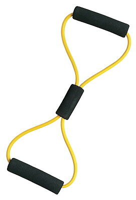 Champion Extra Light Muscle Toner Loop, Yellow
