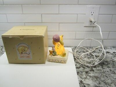 Classic Winnie the Pooh & Piglet Night Light by Charpente -Walt Disney in box