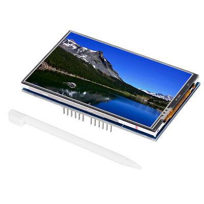 "3.5"" TFT LCD Color Screen Module for Arduino MEGA 2560 Board (Touch Pen)"
