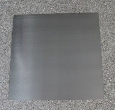 Pressure Plate Baseplate 235x235x1, 0mm Crni-Stahlblech for 3d Printer