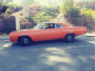 1970 Plymouth Road Runner Hardtop roadrunner