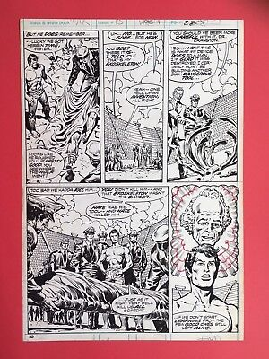 Rampaging Hulk 12Page 32 By  Ron Wilson And Ernie Chan Clasic 1978 Page