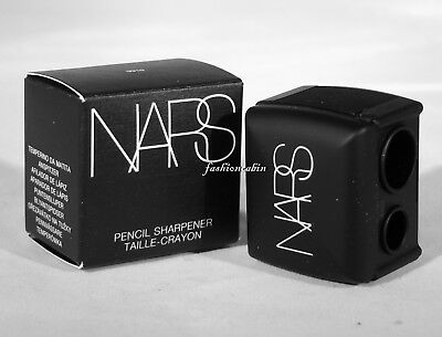 New in Box NARS Dual Blade Pencil Sharpener, Eye and Lip, Blade made in Germany
