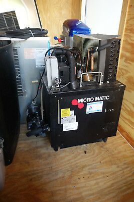 Micro Matic GBC 125 Glycol Chiller-Circulator for Draft Beer / Draft Wine
