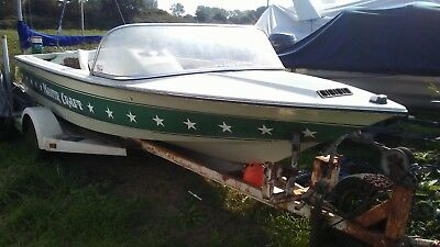 1978 Master Craft Speedboat