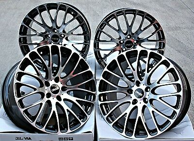 """19"""" Alloy Wheels Cruize 170 Bp Fit For Ford Transit Connect Edge"""