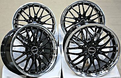 "19"" Alloy Wheels Cruize 190 Bp Fit For Ford Transit Connect Edge"