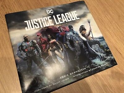 The Art Of The Justice League Hard Back Book