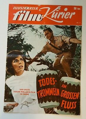 Illustrierter Film Kurier Nr. 3 Todestrommeln am Grossen Fluss