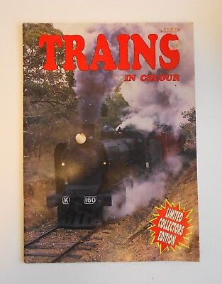Trains In Colour - Limited Collectors Edition