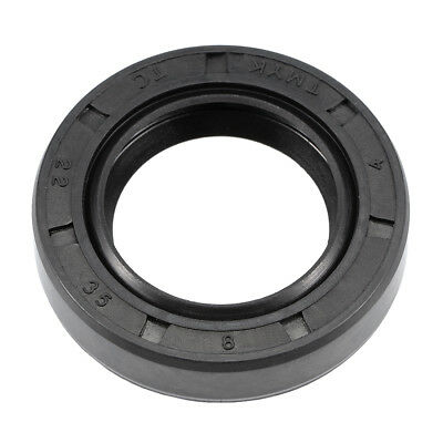 Oil Seal, TC 22mm x 35mm x 8mm, Nitrile Rubber Cover Double Lip