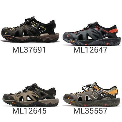 d5be6c019109 Merrell All Out Blaze Sieve Mens Sandals Vibram Outdoors Water Shoes Pick 1