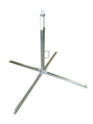 "39"" Guardian Goose Reusable Single Stanchion Warning Line Fall Protection 15227"