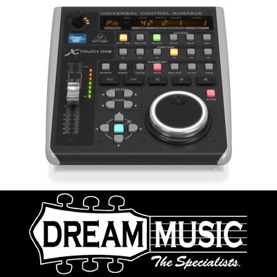 Behringer X-TOUCH ONE USB Controller  SAVE $66 off RRP$329