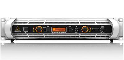 Behringer Inuke NU12000DSP PA Amplifier SAVE $300 off RRP$1499