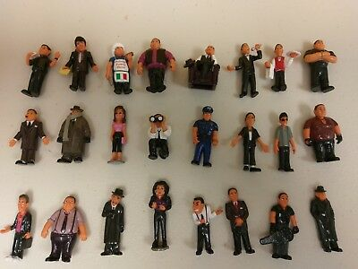 306 HOMIES Palermos 18 random 12 of each style 24 different Italian figures