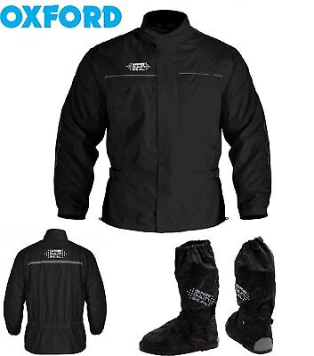 Oxford Rainseal Waterproof All Weather Over Jacket And Oxford Boots New 2018/19