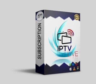 🌍+5200 Channels & Vod Iptv Subscription For 1-3-6-12 Months 🔥
