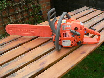 husqvarna chainsaw 16inch spares or repairs