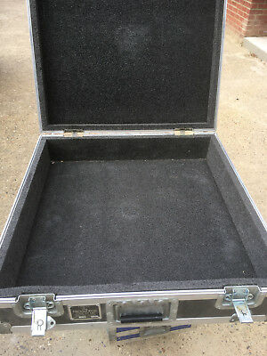 """Flightcase suitable for 24"""" cymbal case"""