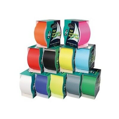 PSP ripstop spinnaker repair tape 50mm x 4.5m black