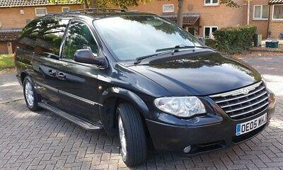 Chrysler Grand Voyager 3.3, Stow And Go, 1 Owner, Fully Loaded