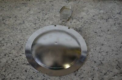 "New BS&B Rupture Disc Stainless Steel 316 SS, 8"" Size, LPS Type, DN 200 NEW"
