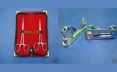 No-Scalpel Vasectomy Gomco 1.6 And 1.9 Instrments